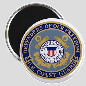 USCG-Defenders-Of-F... Magnet