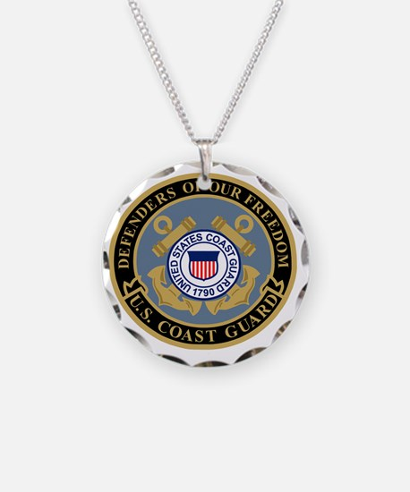 USCG-Defenders-Of-F... Necklace