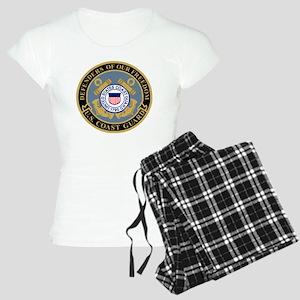 USCG-Defenders-Of-F... Women's Light Pajamas