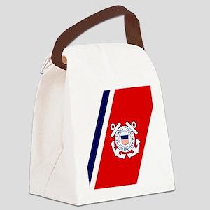 USCG-Mousepad-1 Canvas Lunch Bag