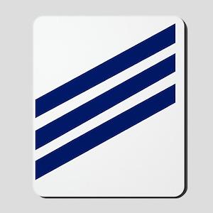 USCG-SN-Whites-X Mousepad