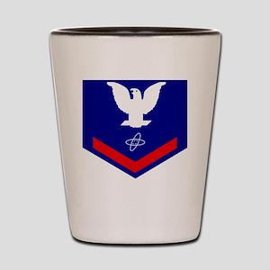 USCG-ET3-Bonnie Shot Glass