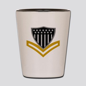 USCG-PO2-Black-Shirt-2 Shot Glass