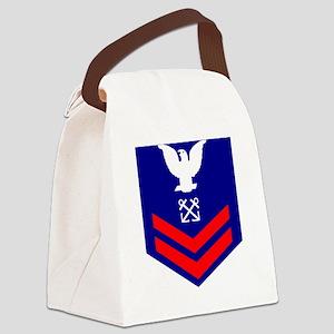 USCG-BM2-Bonnie Canvas Lunch Bag