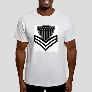 USCG-PO1-Pin-Subdued-X Light T-Shirt