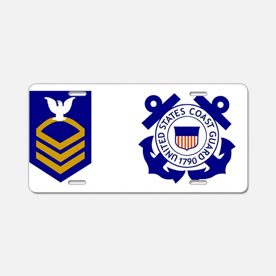 USCG-CPO-Mug-X.gif Aluminum License Plate