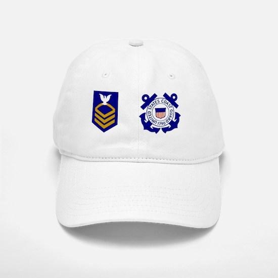 USCG-CPO-Mug-X.gif Baseball Baseball Cap