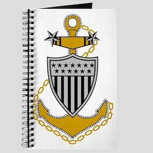 USCG-MCPO-Bonnie-X Journal