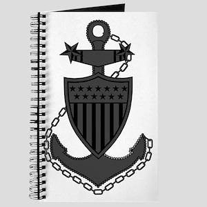 USCG-MCPO-Pin-Subdued Journal