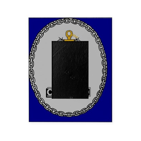 USCG-CMC-Tile-3 Picture Frame