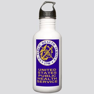 USPHS-Sticker-Y Stainless Water Bottle 1.0L