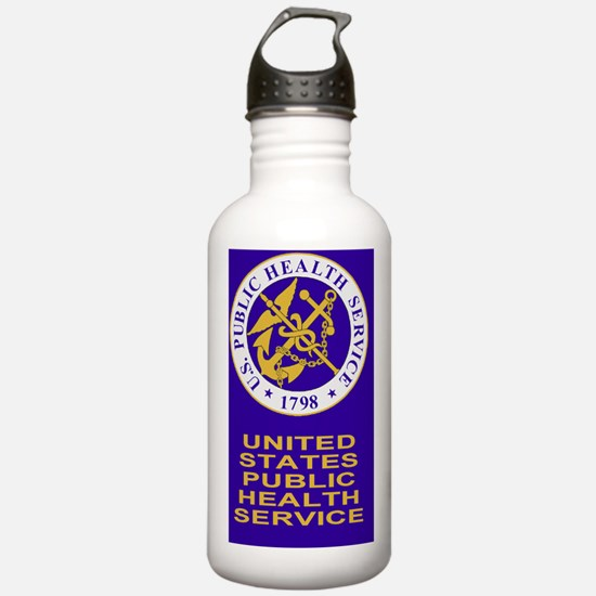USPHS-Sticker-Y.gif Sports Water Bottle