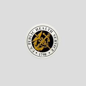 USPHS-Logo-For-Stripes Mini Button