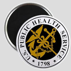 USPHS-Logo-For-Stripes Magnet