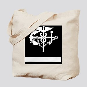 USPHS-Ens-Yellow-Shirt Tote Bag