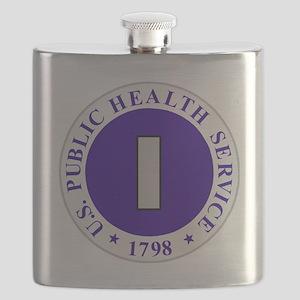 USPHS-LTJG Flask