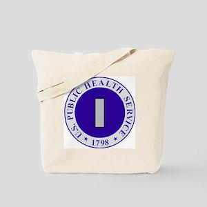 USPHS-LTJG-Cap-White Tote Bag