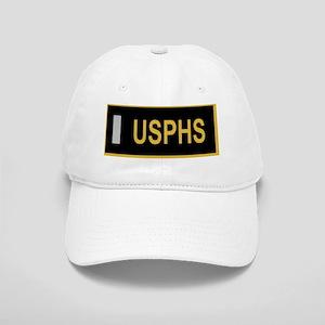 USPHS-LTJG-Nametag-Black Cap