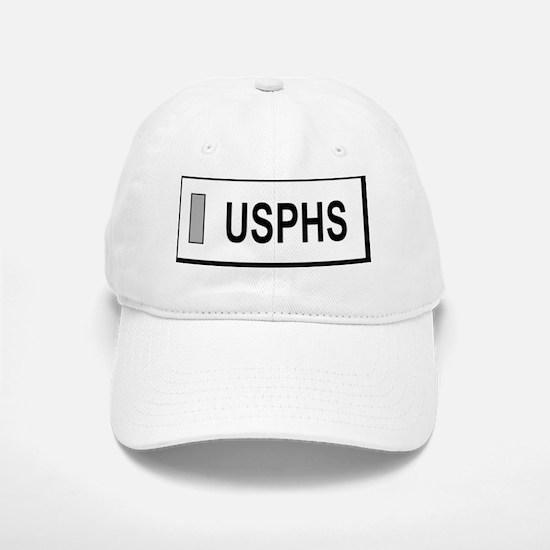 USPHS-LTJG-Nametag-White.gif Baseball Baseball Cap