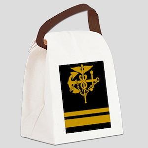 USPHS-LTJG-Magnet Canvas Lunch Bag