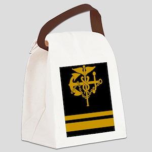 USPHS-LTJG-Journal Canvas Lunch Bag