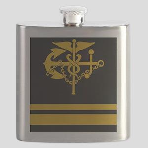 USPHS-LTJG-Journal Flask