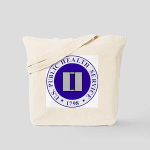 USPHS-LT-White-Cap Tote Bag