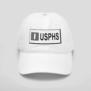 USPHS-LT-Nametag-White Cap