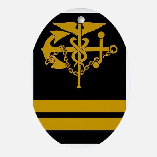 USPHS-LT-Journal.gif Oval Ornament