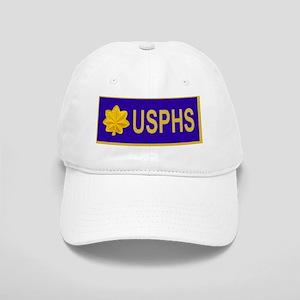 USPHS-LCDR-Nametag Cap