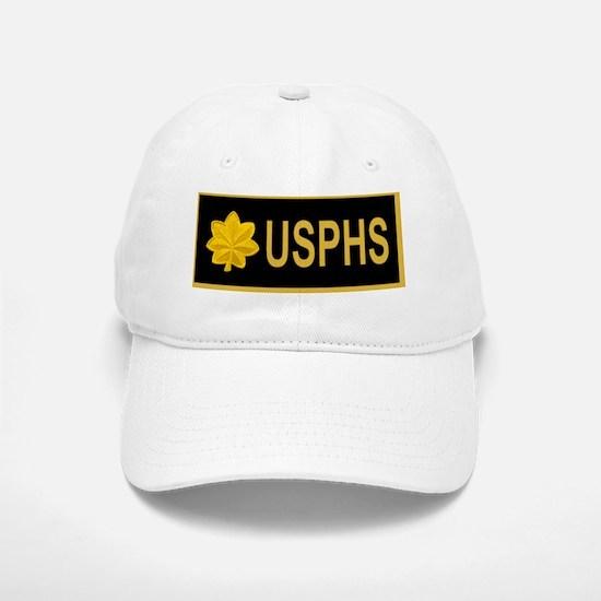 USPHS-LCDR-Nametag-Black-X.gif Baseball Baseball Cap