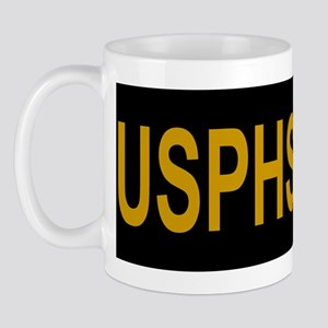 USPHS-LCDR-Bumpersticker Mug
