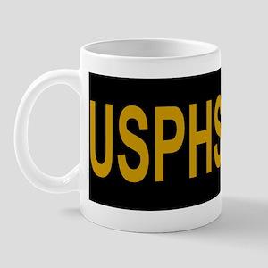 USPHS-LCDR-Bumpersticker Mug