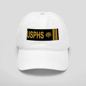 USPHS-LCDR-Bumpersticker Cap