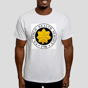 USPHS-LCDR-Cap Light T-Shirt
