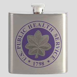 USPHS-CDR-Cap-2 Flask