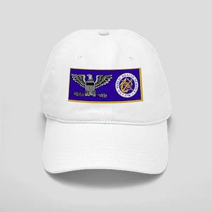 USPHS-CAPT-Nametag Cap