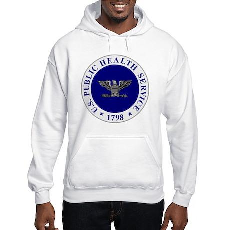 USPHS-CAPT.gif Hooded Sweatshirt