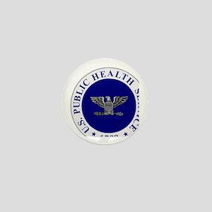 USPHS-CAPT Mini Button