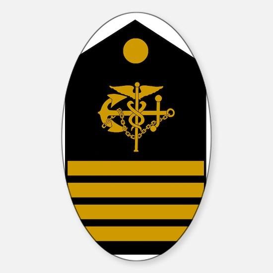 USPHS-CAPT-Board.gif Sticker (Oval)