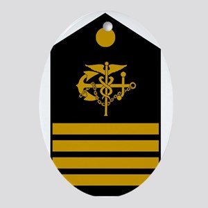 USPHS-CAPT-Board Oval Ornament