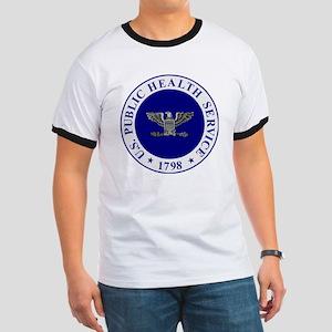USPHS-CAPT-White-Cap Ringer T