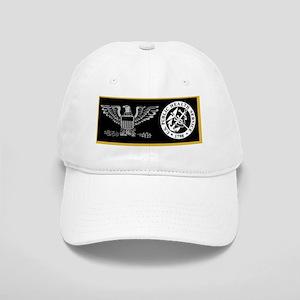 USPHS-CAPT-Nametag-Black Cap