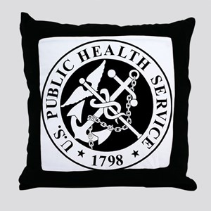 USPHS-Messenger-X Throw Pillow