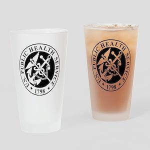 USPHS-Messenger-X Drinking Glass
