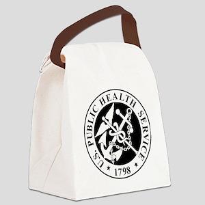 USPHS-Messenger-X Canvas Lunch Bag