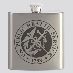 USPHS-Messenger-X Flask