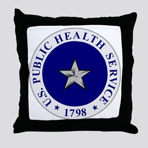 USPHS-RADM-1 Throw Pillow