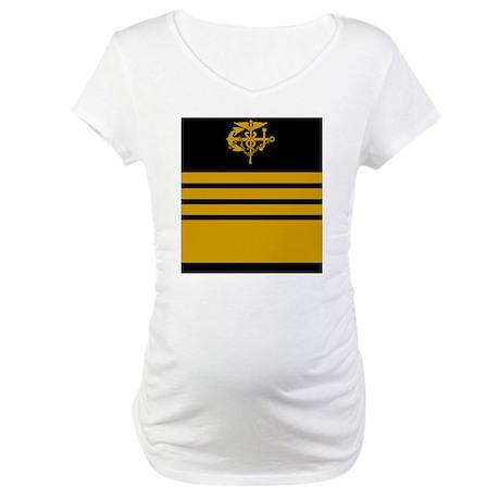 USPHS-ADM-Greeting-Card Maternity T-Shirt