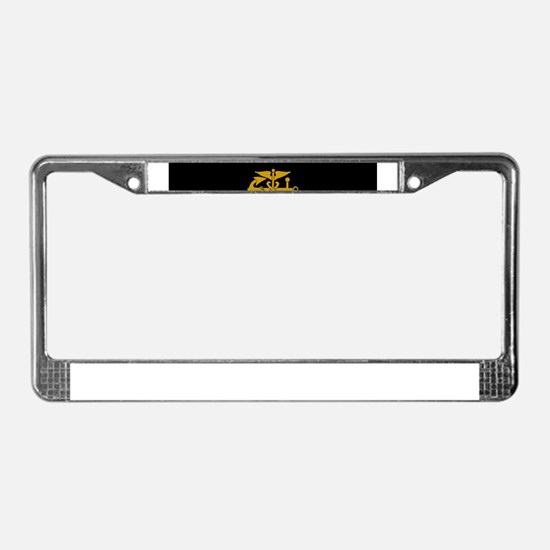 USPHS-VADM-Tile.gif License Plate Frame